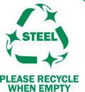 nitrogen cylinders recycle as scrap steel
