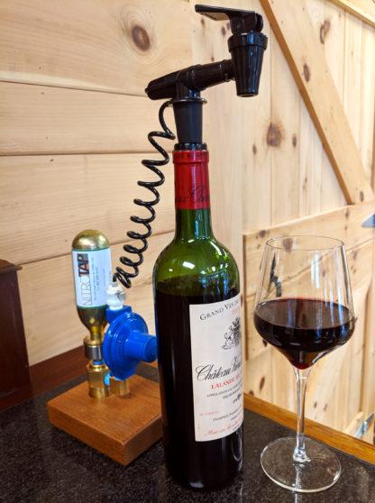 Single bottle system